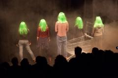 """Performance """"Chaosgeräusche"""""""