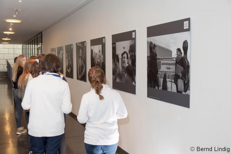 Ausstellung im Thüringer Landtag